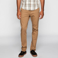 Rsq London Mens Skinny Chino Pants Tan  In Sizes