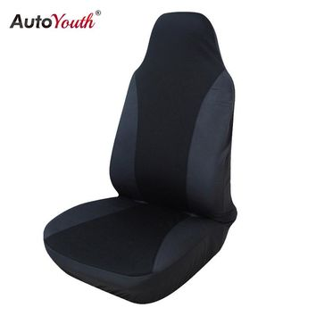 AUTOYOUTH Classic Style Car Seat Cover Universal Fit Most Car Cover Interior Accessories Seat Cover 5 Colour Car Styling