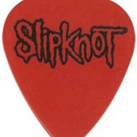 Slipknot Guitar Pick - Logo