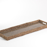 Bago-Bago Vine Long Rectangular Tray