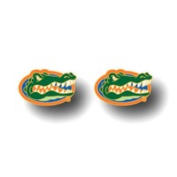ONETOW NCAA Florida Gators Logo Post Earrings