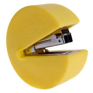 Pac Man Stapler