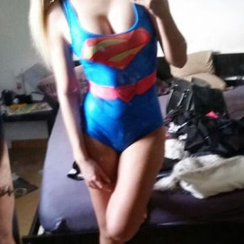Superman bodysuit