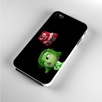 Anger and Disgust Landscape iPhone 4s Case