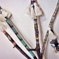 Painted Driftwood Branches Set • iCatchUrDream • Tictail