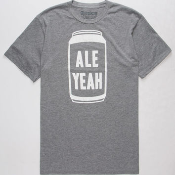 TIPSY ELVES Ale Yeah Mens T-Shirt
