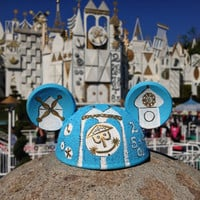 """Disneyland Inspired """"DreamEars"""" - """"A Smile Means Friendship to Everyone"""""""