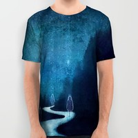 Ghost Town All Over Print Shirt by MidnightCoffee