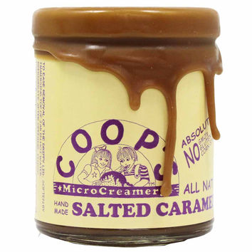 Salted Caramel by Coop's 10.6 oz