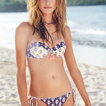 The Tassel Beach Bandeau - Beach Sexy - Victoria's Secret