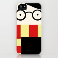 Harry Potter iPhone & iPod Case by Tati