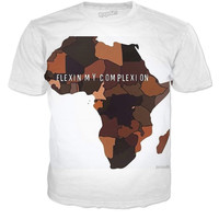 Flexing My Complexion Tee
