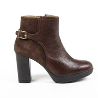 Italia Womens Ankle Boot