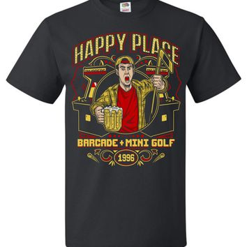 Gilmore's Happy Place Adult Unisex T-Shirt