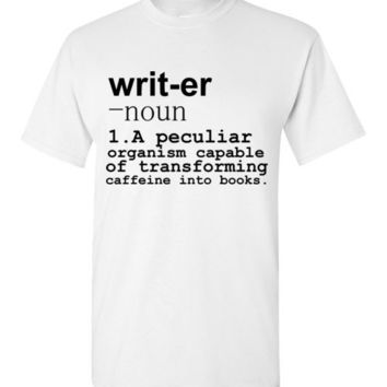 Definition of a Writer