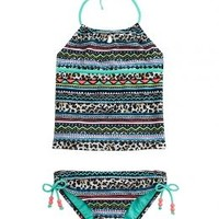 Tribal Tankini Swimsuit | Girls Bikinis Swimsuits | Shop Justice