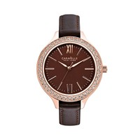 Caravelle New York by Bulova Watch - Women's Leather