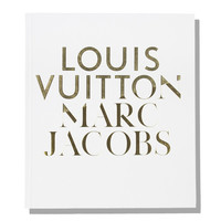 Louis Vuitton & Marc Jacobs Book