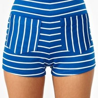 Seaside Stripe Shorts
