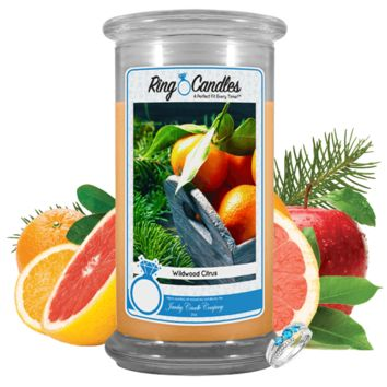 Wildwood Citrus | Ring Candle®
