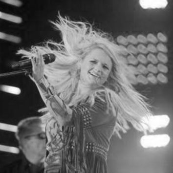 "Miranda Lambert Poster Black and White Poster 24""x36"""
