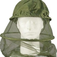 Rothco Gi Type Mosquito Headnet - Olive Drab