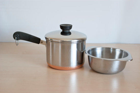 Tall Revere Ware 1 1 2 Quart Saucepan From Thewildworld On