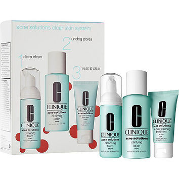 Clinique Acne Solutions Clear Skin System | Ulta Beauty