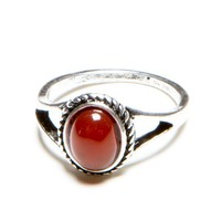 Ruby Stone Vintage Ring