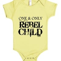 ONE AND ONLY REBEL CHILD
