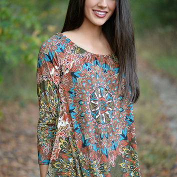 If Loving You is Wrong Tunic Top