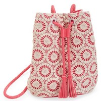 Kids' Crochet Crossbody Bag