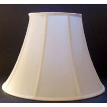 68621 - Cream Bell Fabric Lampshade
