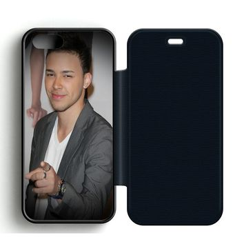 Prince Royce Leather Wallet Flip Case iPhone 5 | 5S