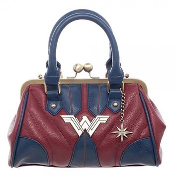 Wonder Woman Costume Inspired Handbag