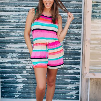 Girl Crush Romper