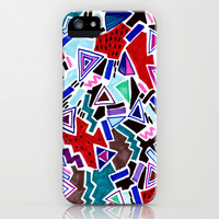PLAY MOTIF iPhone & iPod Case by Vasare Nar | Society6