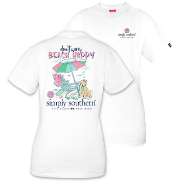 """Simply Southern """"Don't Worry"""" Short Sleeve Tee"""