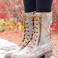 Rebel Life Boot