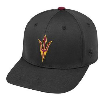 Licensed Official NCAA One Fit Large Impact Hat by Top of the World KO_19_1
