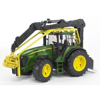 Bruder Toys John Deere 7930 Forestry Tractor 1 : 16 Scale 09809 NEW