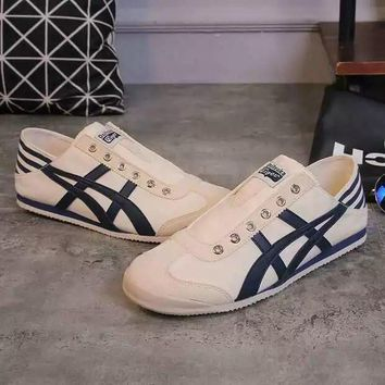 onitsuka tiger all match fashion casual unisex sneakers couple running shoes-3