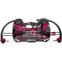 Barnett Tomcat Archery Set  Pink 17-22lb 20-22in. Draw. RH