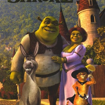 Shrek 2 11x17 Movie Poster (2004)
