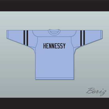 Havoc 95 Hennessy Blue Hockey Jersey