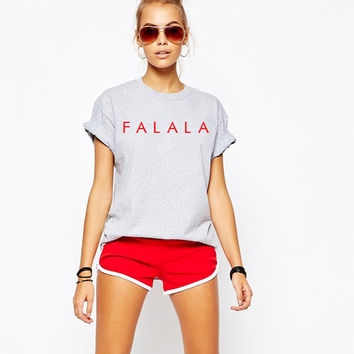 Deck the halls FaLaLa Christmas T-Shirt