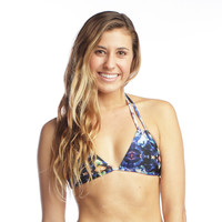 Hanalei Adjustable Triangle Bikini Top
