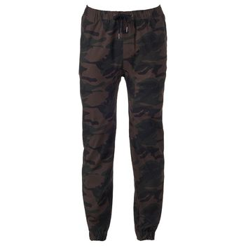 Hollywood Jeans Ronan Twill Jogger Pants