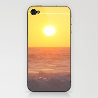 embracing life iPhone & iPod Skin by Marianna Tankelevich | Society6