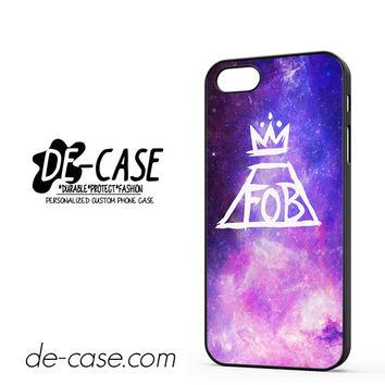 Fall Out Boy Galaxy For Iphone 5 Iphone 5S Case Phone Case Gift Present YO